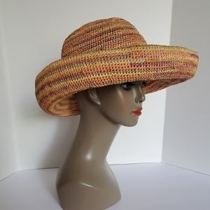 Helen Kaminski  'Privence 12' Pacjable Raffua Hat